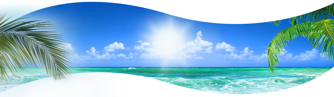 Beach Banner Png image #41212