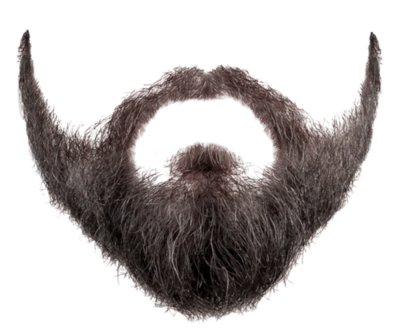 Png Free Beard Vector Download
