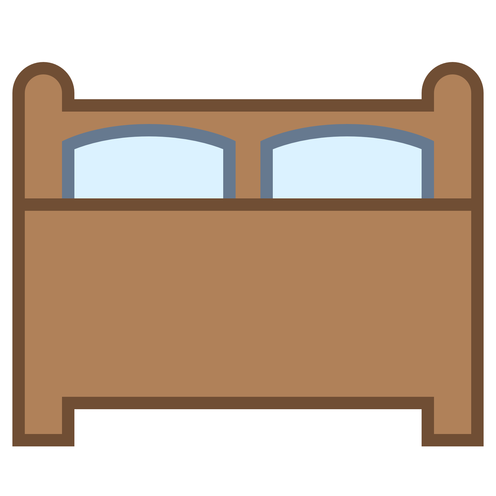 Bed, Bedroom, Home, Hotel, House, Real Estate, Room Icon image #35972