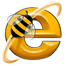 Bee Svg Icon image #29445