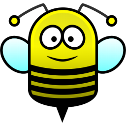 Free High-quality Bee Icon image #29435