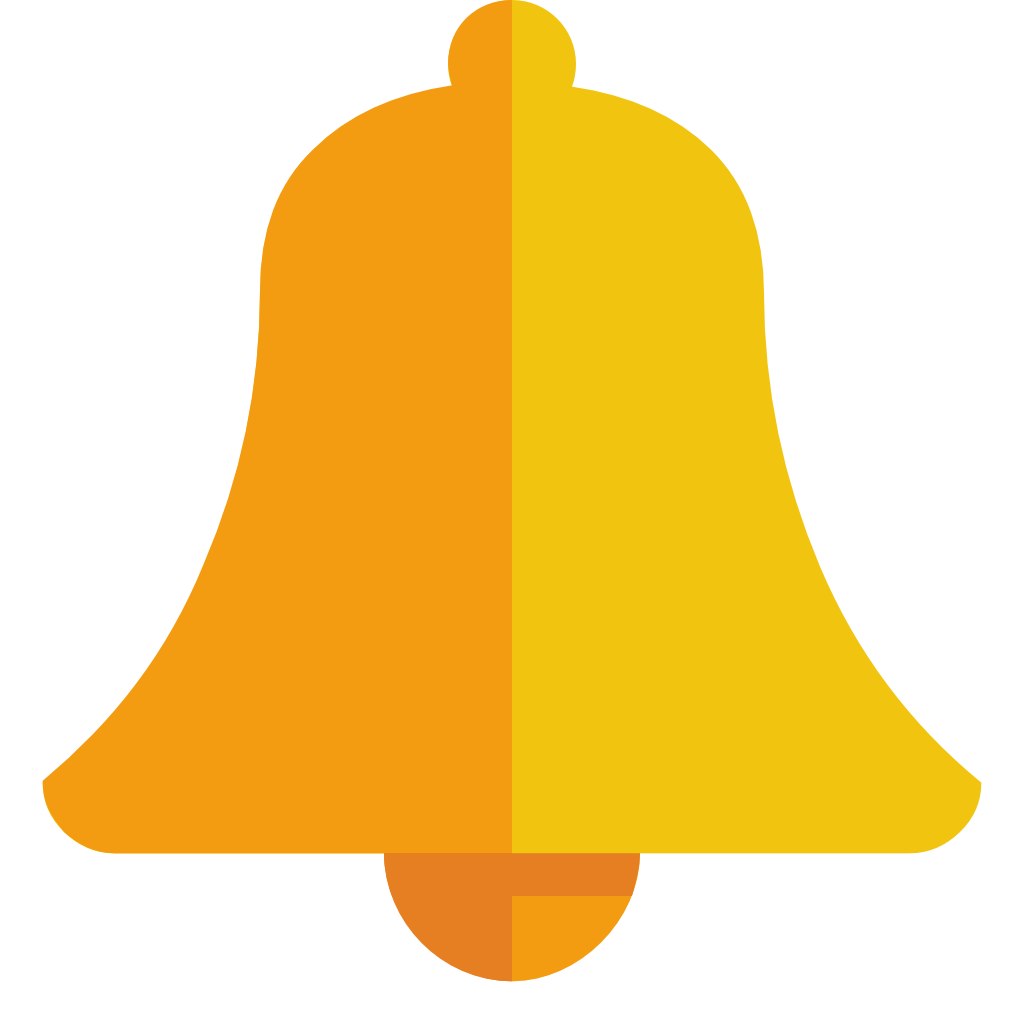 Bell Icons Png Download image #16616