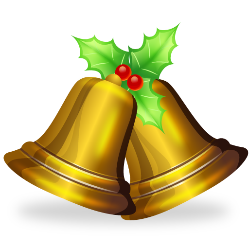 Bells, Christmas Icon  image #9808