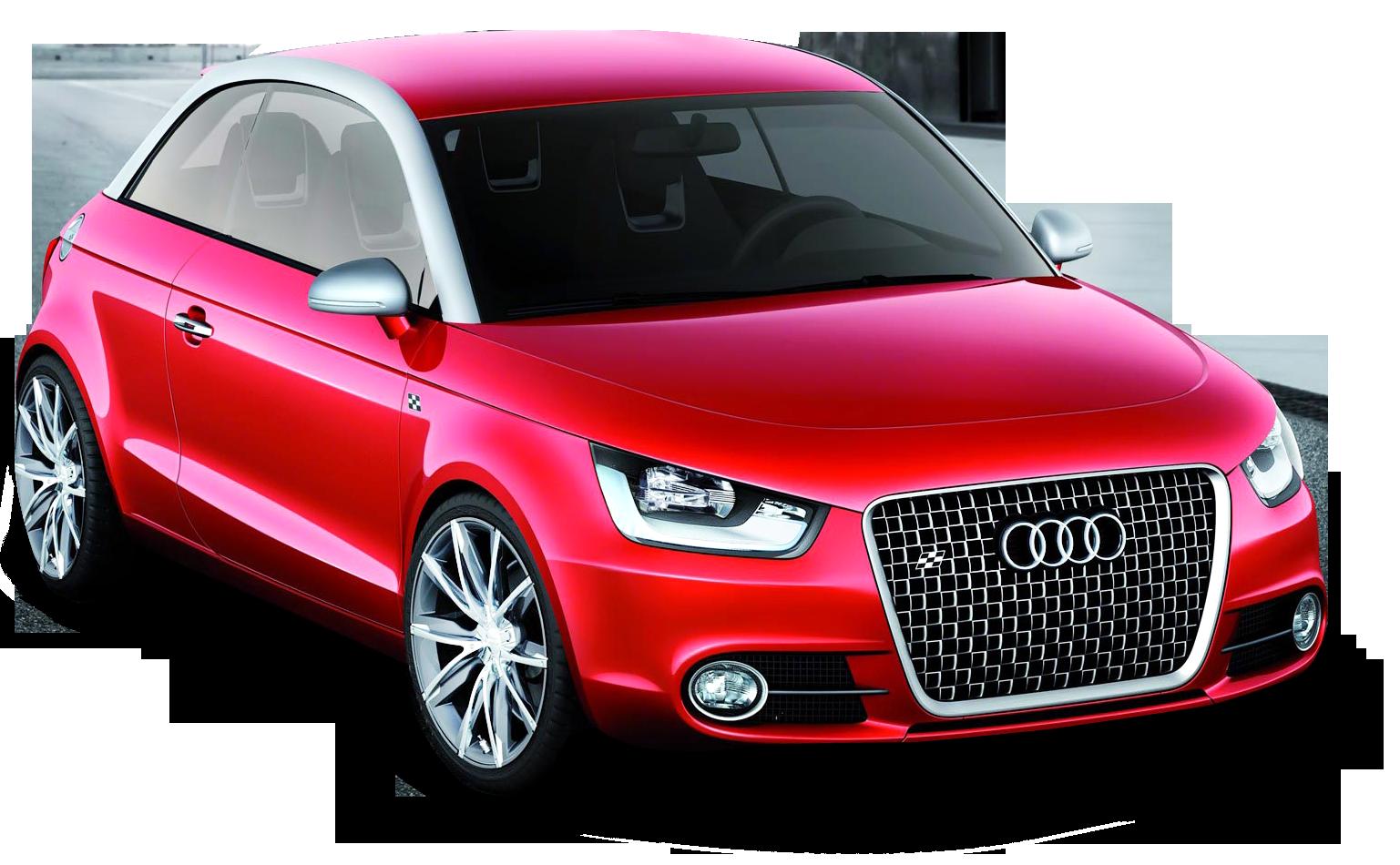 Best Audi A1 Car PNG image