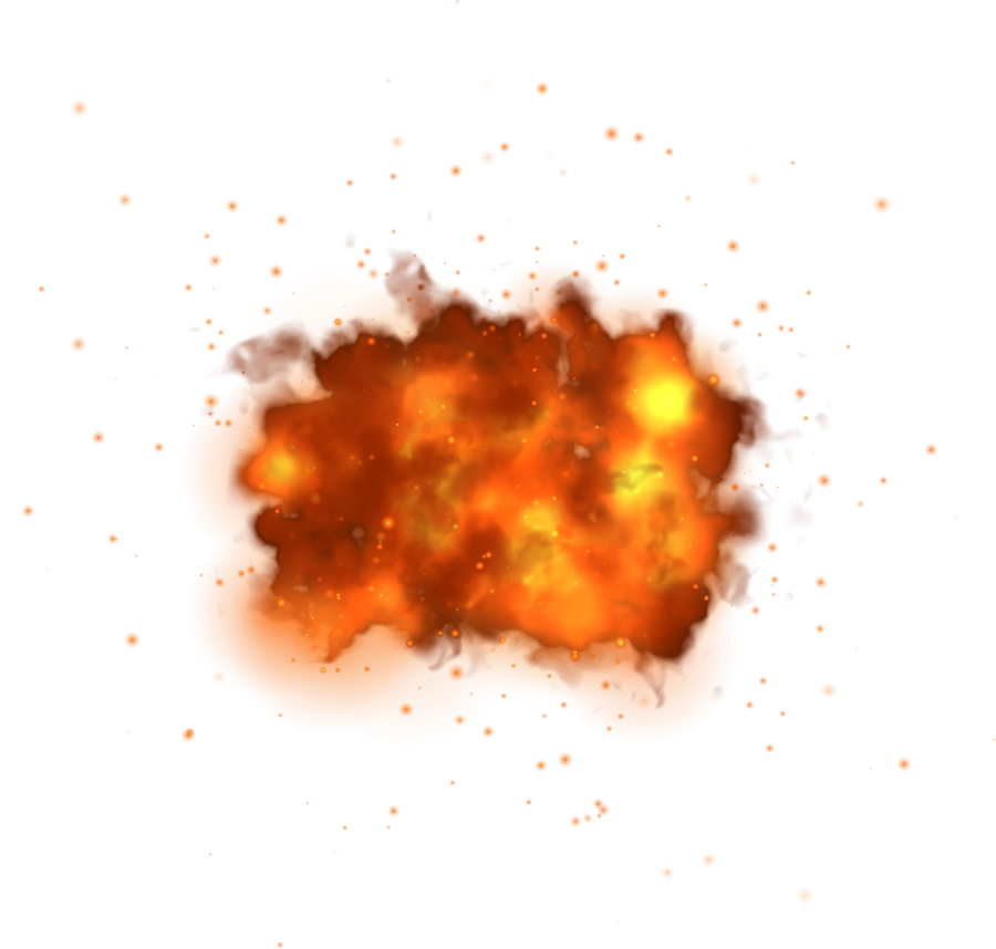 Best Bomb Explode, Explosion Png Image image #46610