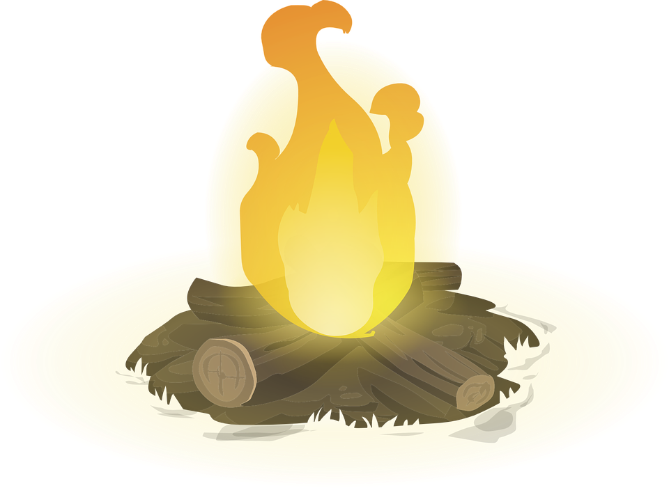 Best Bonfire Clipart Transparent image #47561