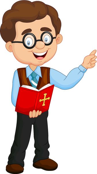 Best Cartoon Teacher Png Clipart