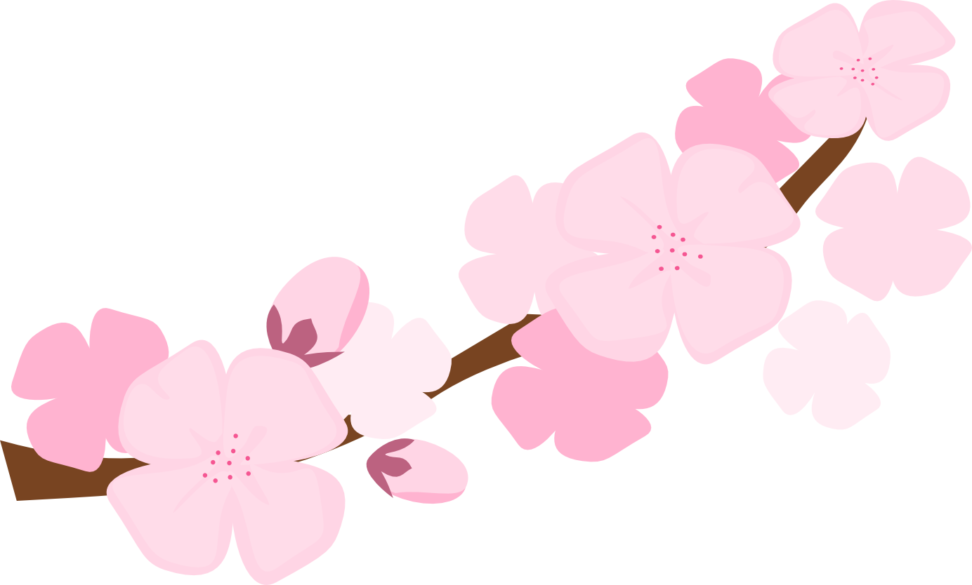 Best Free Cherry Blossom Clipart