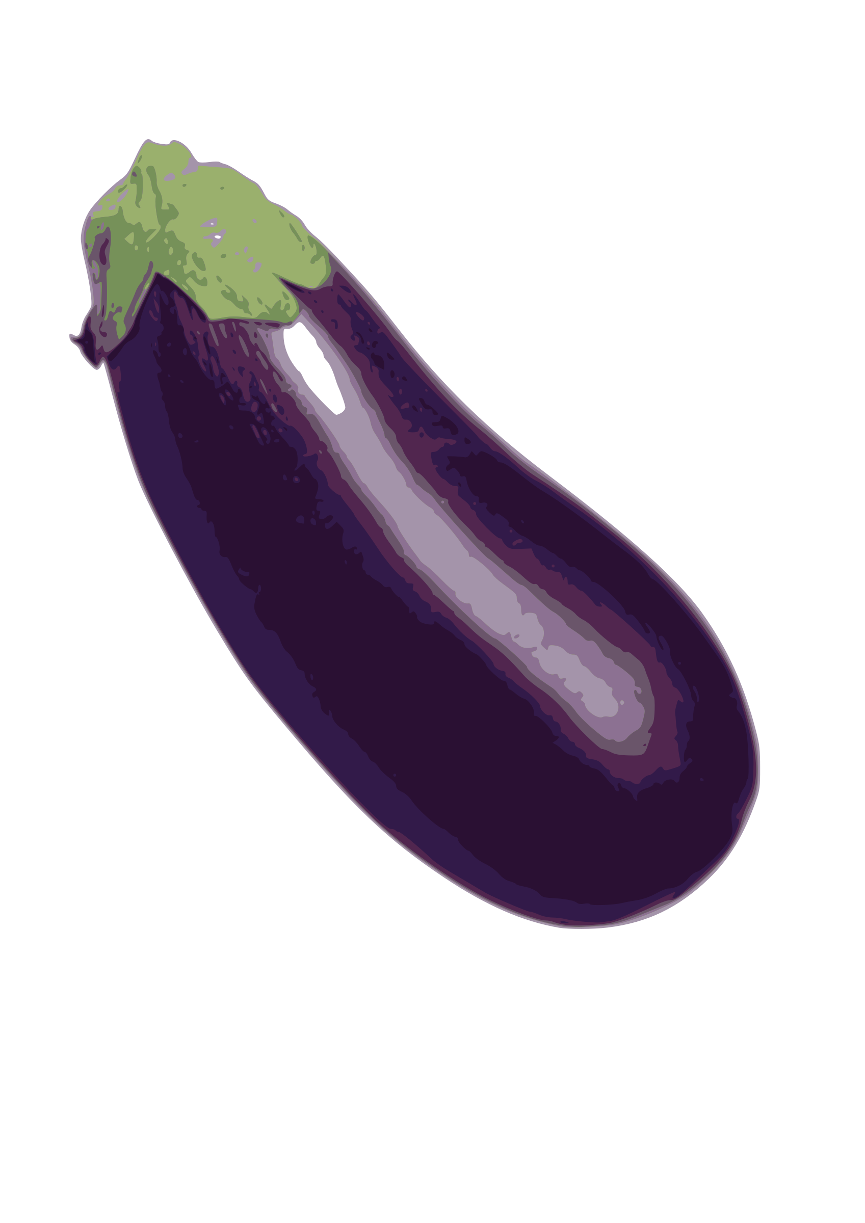 Best Free Eggplant Png Image
