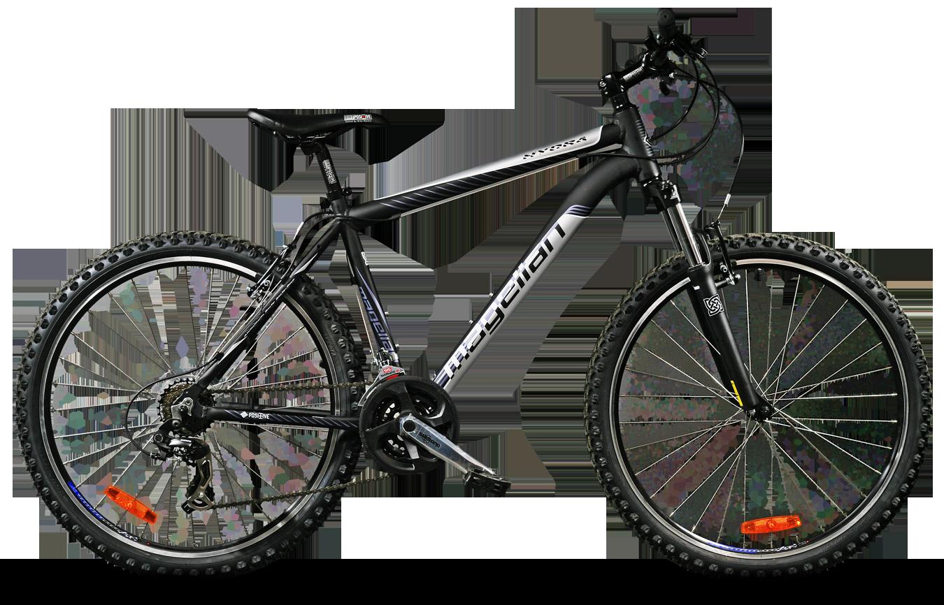 Bicycle PNG image Black HD