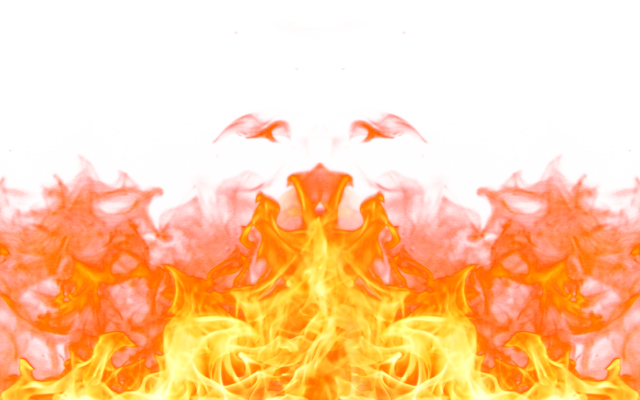 Big Fire Flame Png