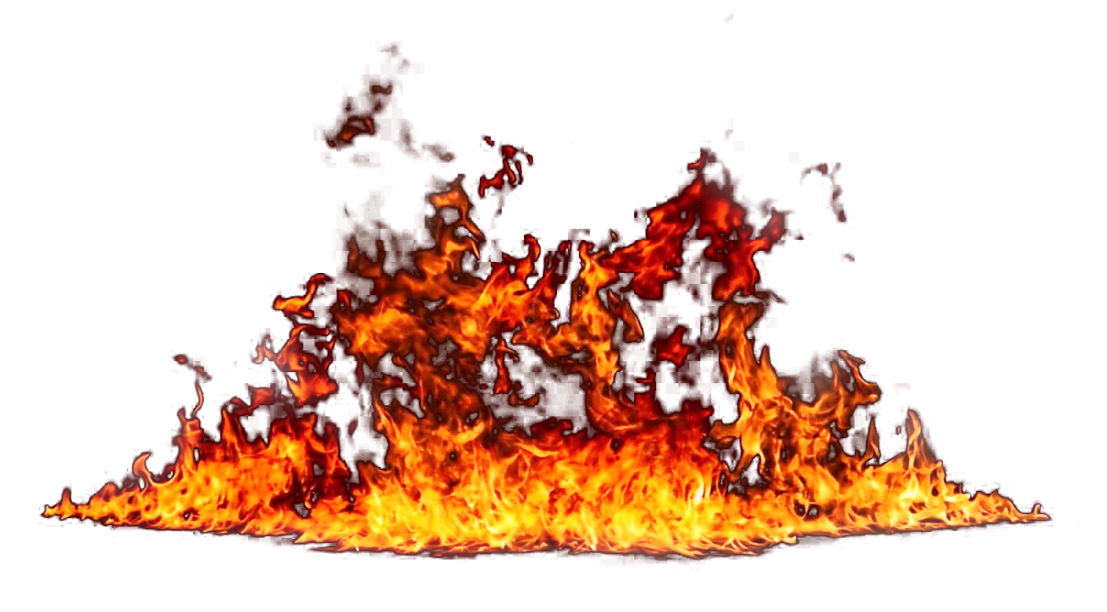 Big Fire Flame PNG Image