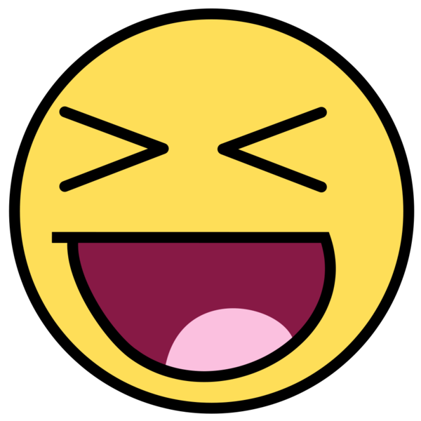 Icon Big Happy Face Png image #27127