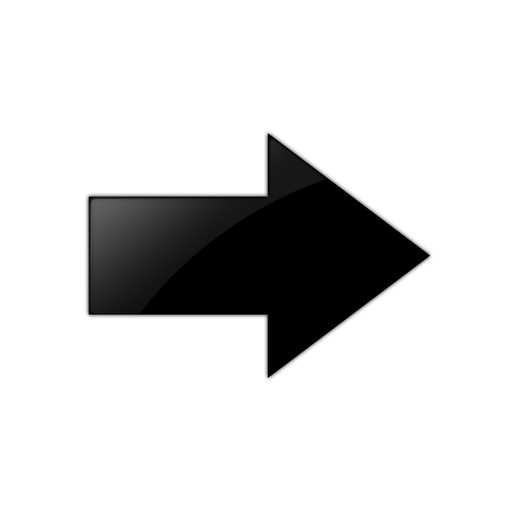 Big Right Arrow Icon #007979 » Icons Etc image #1167