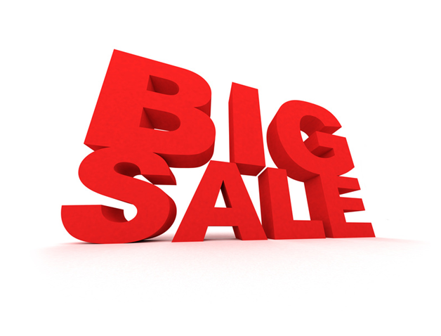 big sales png