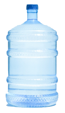 big water bottle png