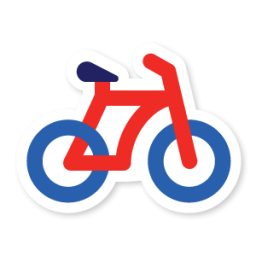 Bike Icon 256x256, Motorcycles HD PNG Download