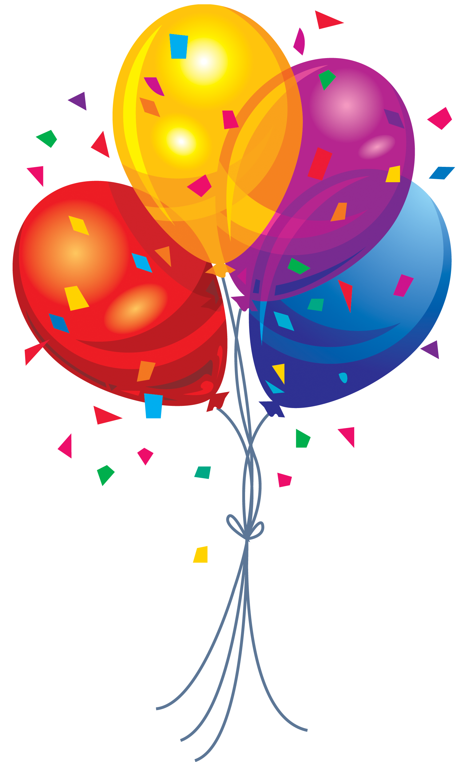Birthday Balloon Png image #28098