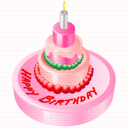 Birthday Cake Vector Download Free Png image #16543
