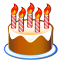 Png Vector Birthday Cake image #16546