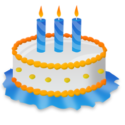 Hd Icon Birthday Cake image #16550