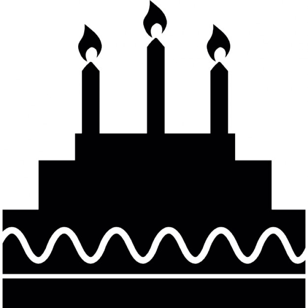 Download And Use Birthday Candles Png Clipart image #31063