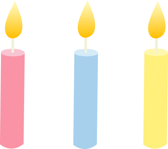 Icon Vectors Download Birthday Candles Free image #31050
