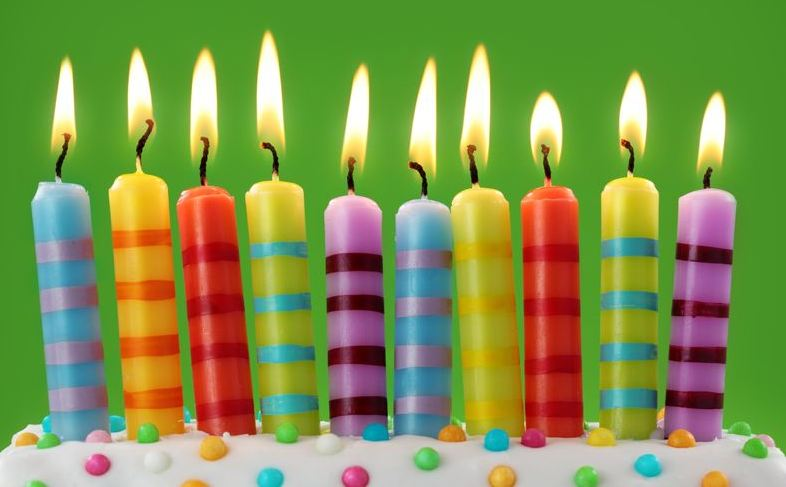 Png Format Images Of Birthday Candles image #31053