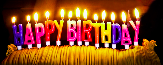 Free Download Birthday Candles Png Images image #31060