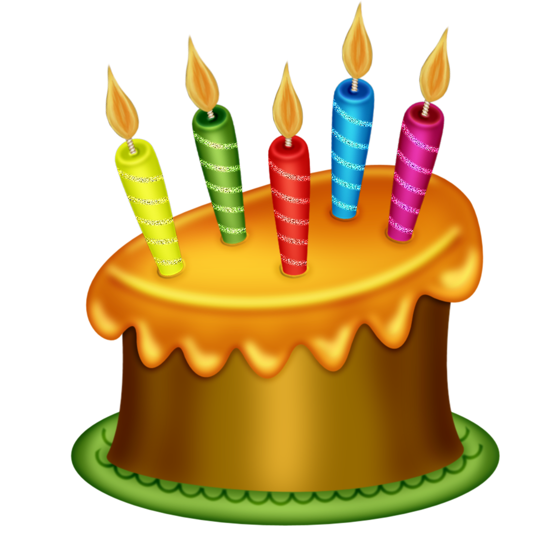 Birthday Celebration Cake Png image #26267