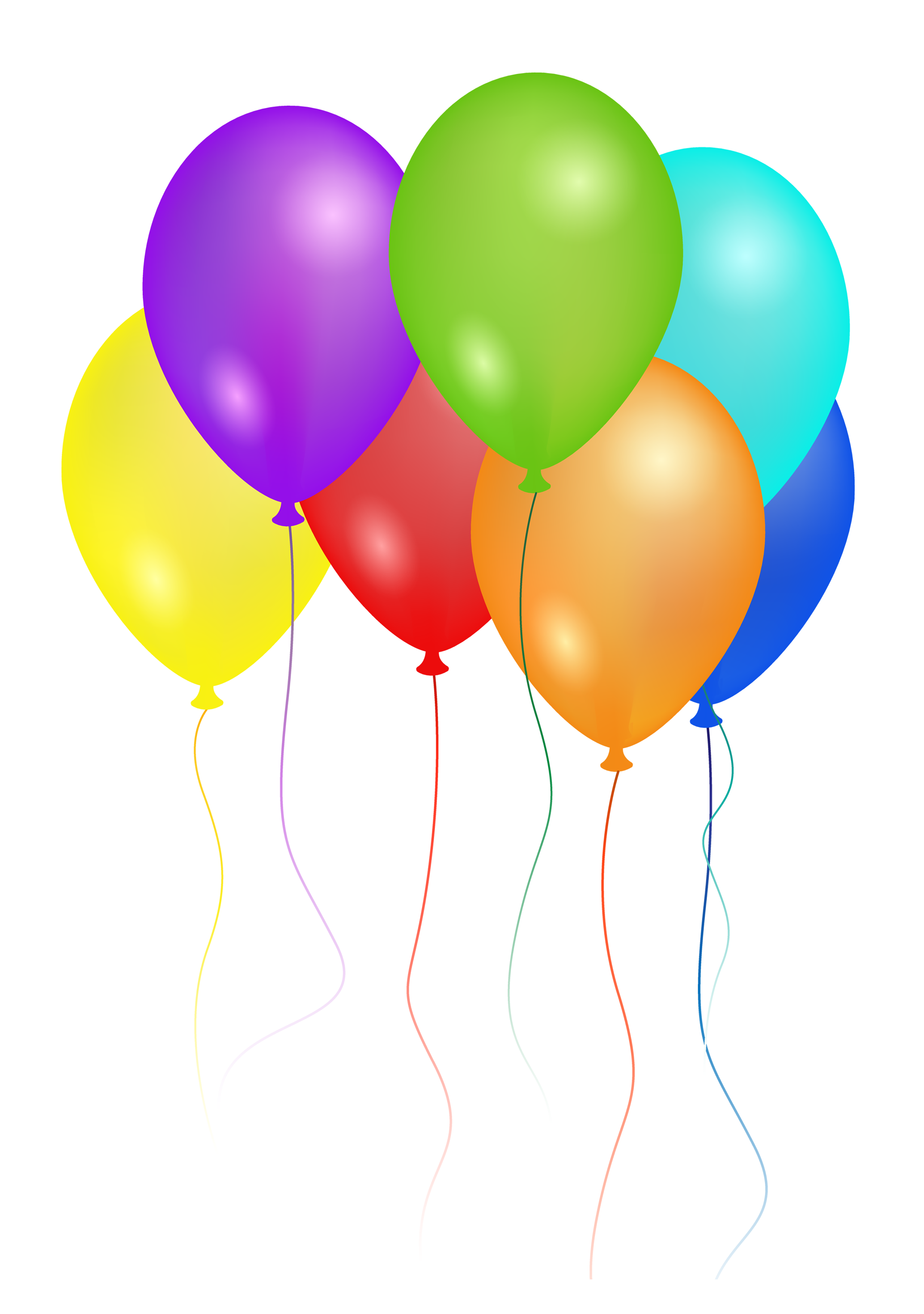 Birthday Decoration PNG Clipart