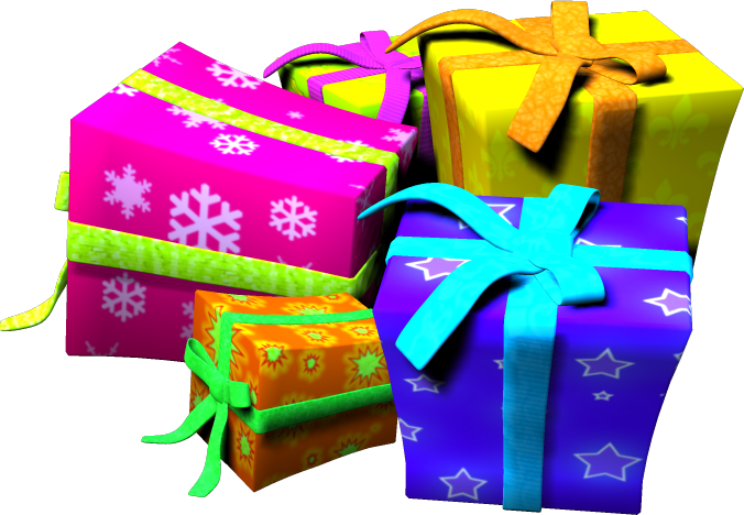 Birthday Gift Boxes Png image #39918