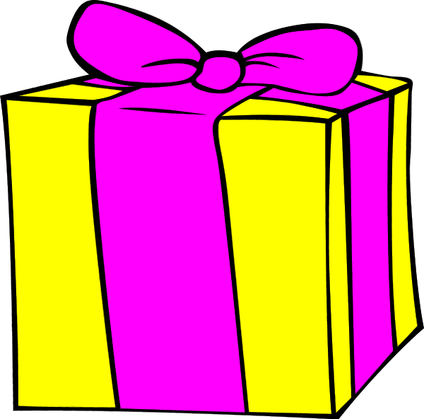 Birthday Gift Photo PNG image #39930