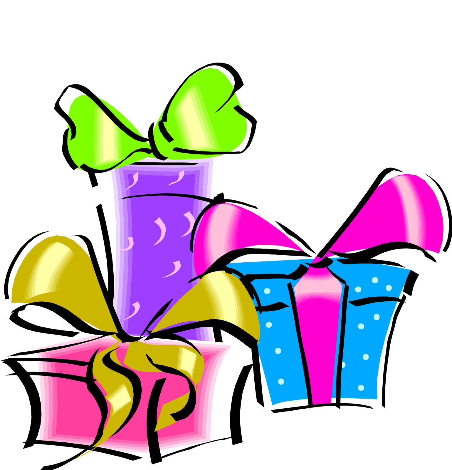 birthday gift png clip art
