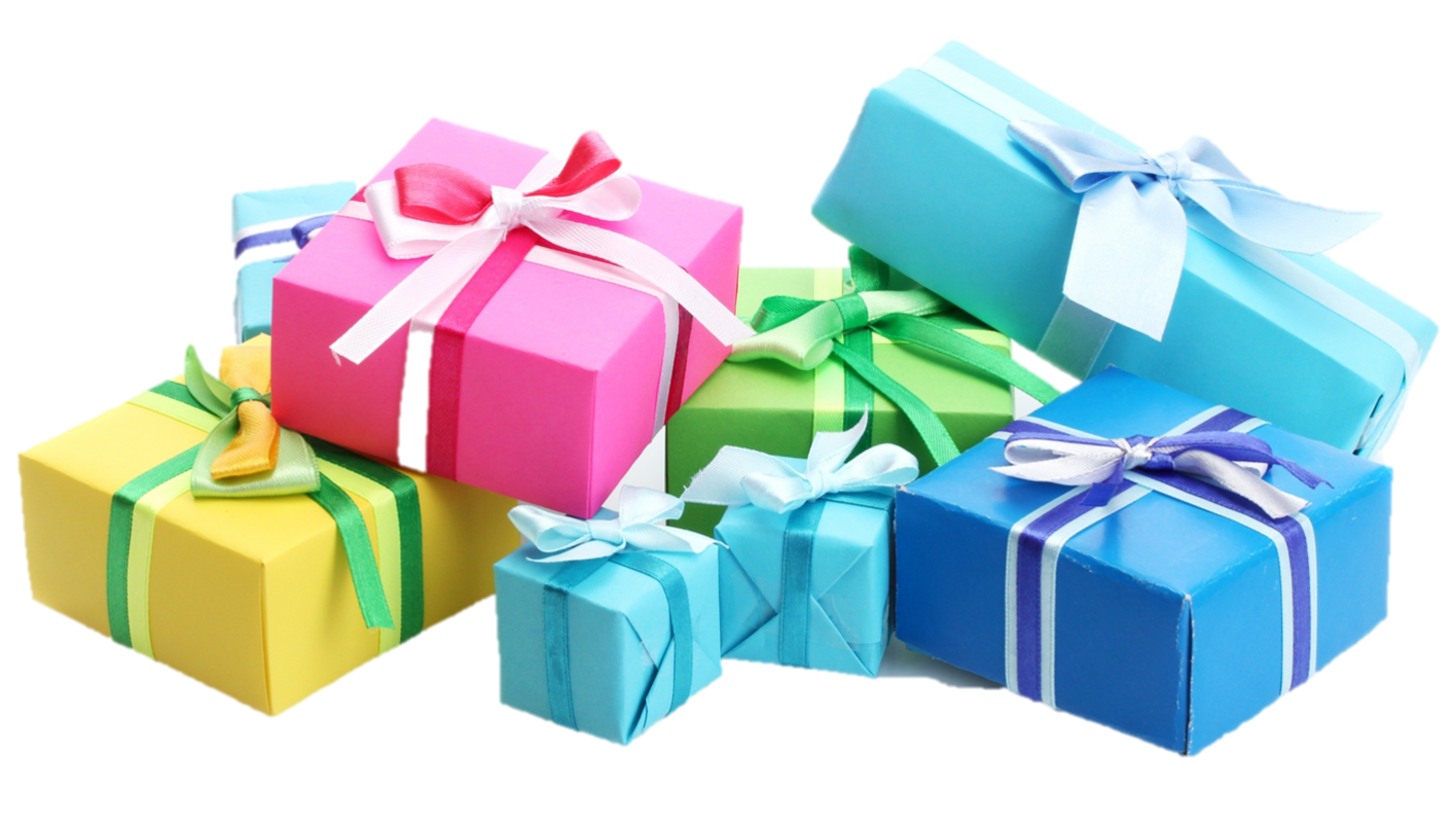 Birthday Gifts Png image #39923