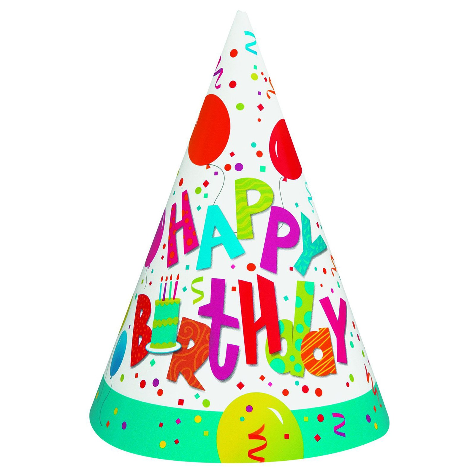 Birthday Hat Png image #20286