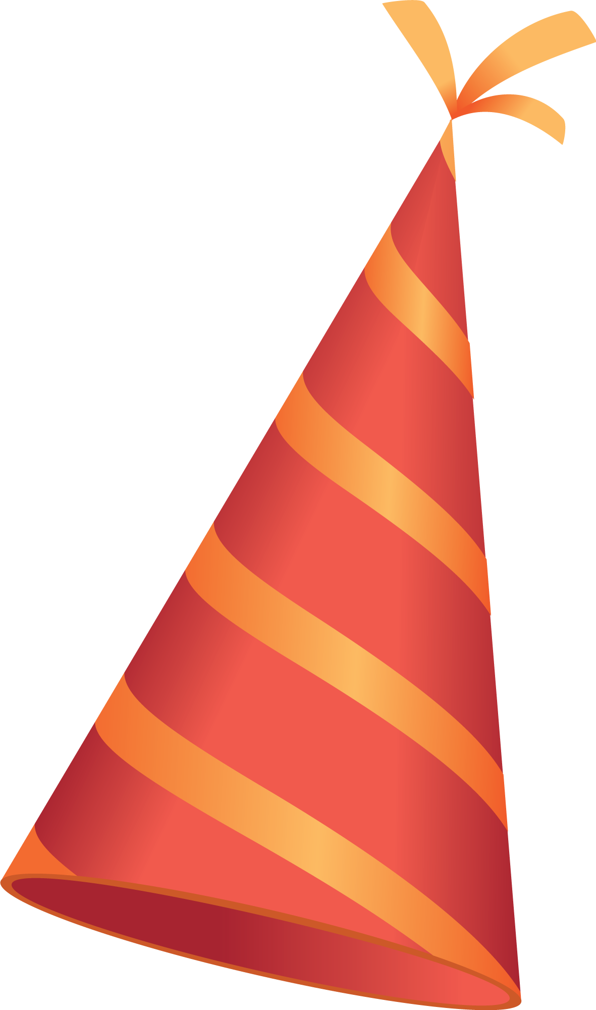 Transparent Birthday Hat Background