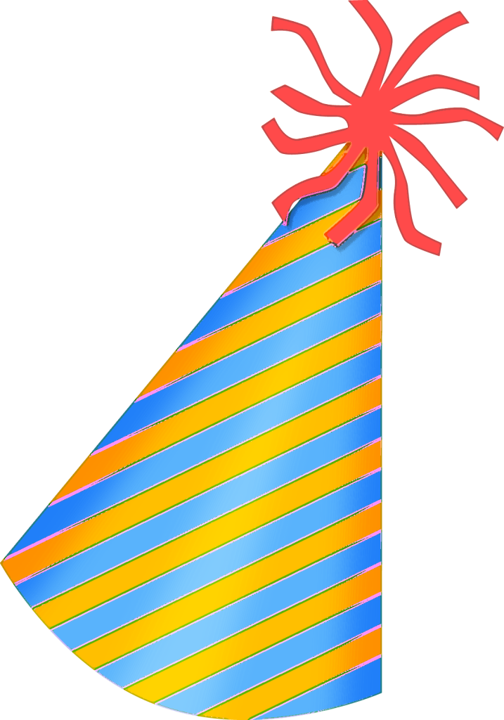 Png Vector Birthday Hat image #20304