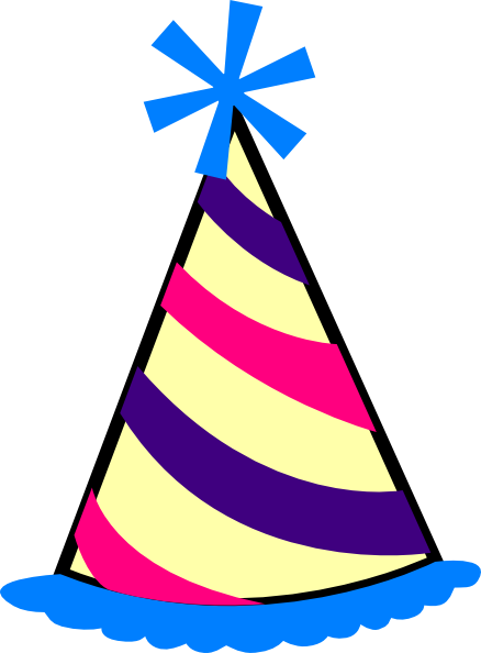 Clipart Png Birthday Hat Collection image #20288