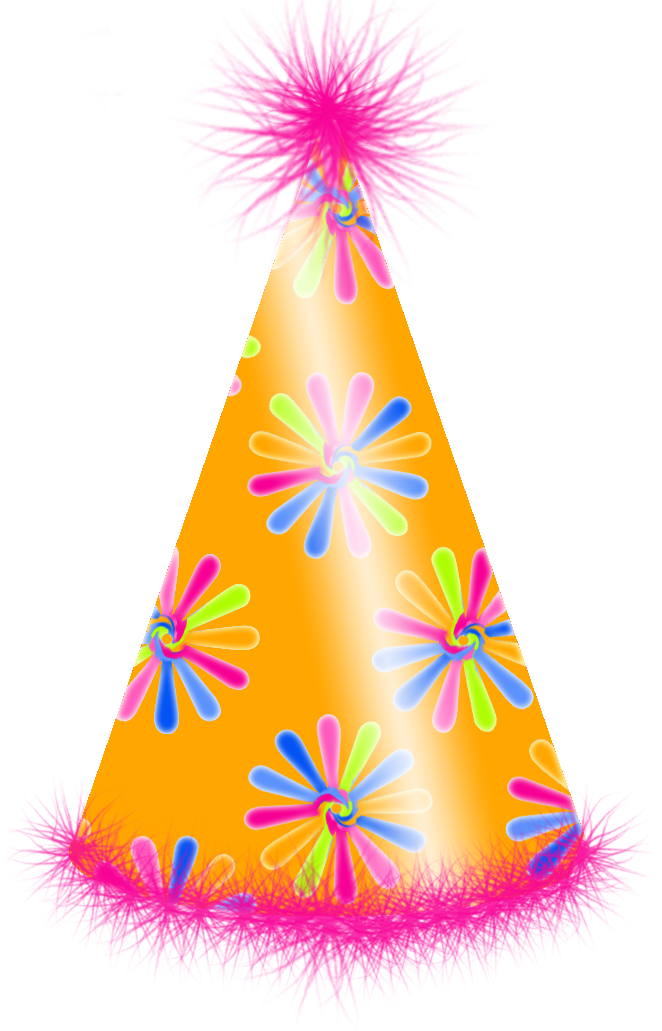 Birthday Hat Png image #20315