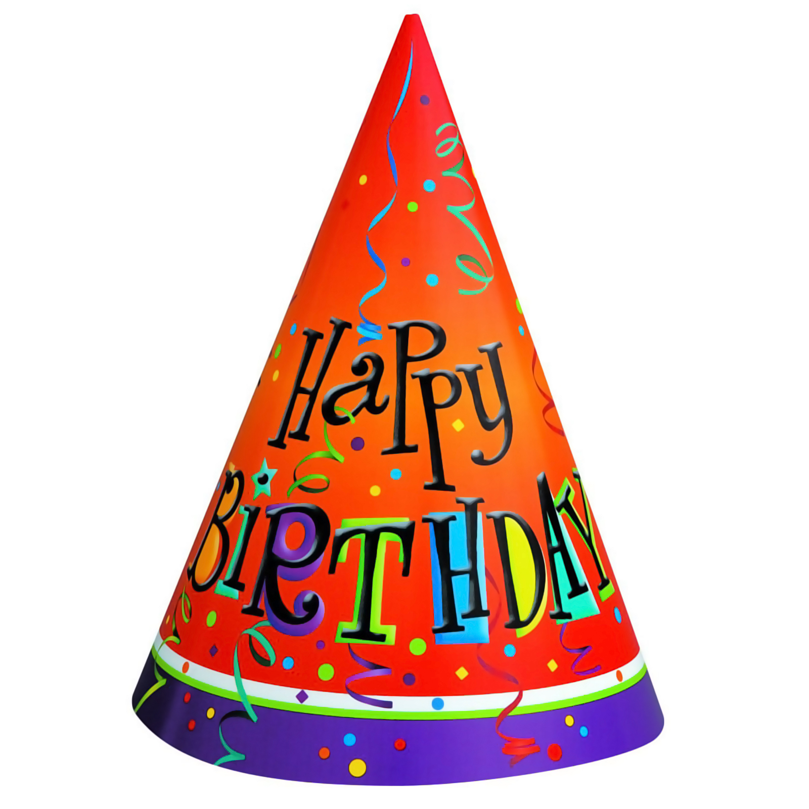 Use These Birthday Hat Vector Clipart image #20290