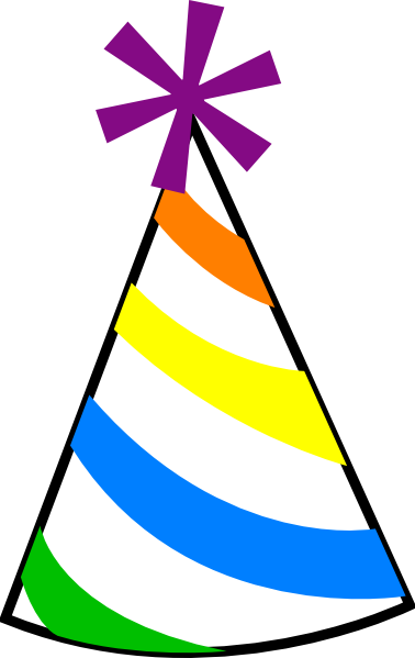 Image PNG Birthday Hat