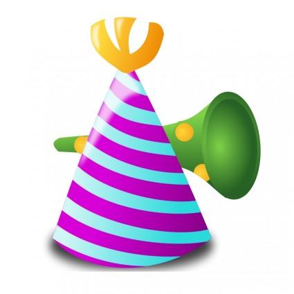 Birthday Icon Symbol
