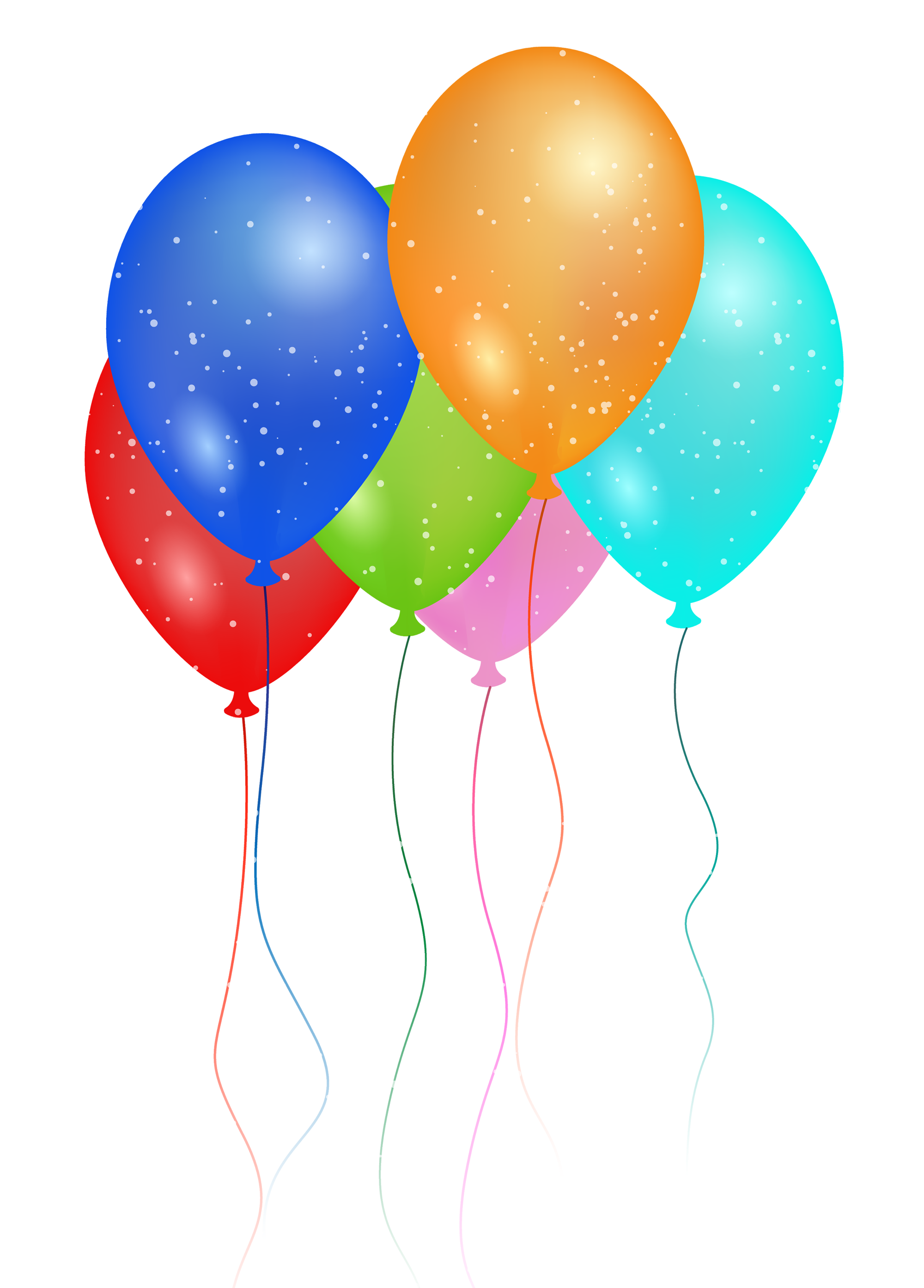 Birthday Party Balloon PNG Image image #43927