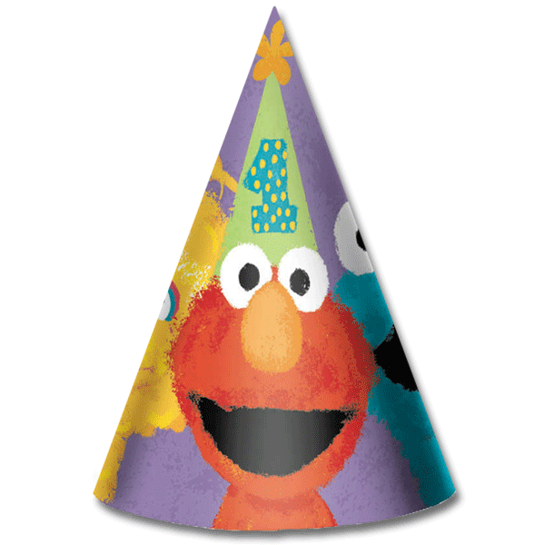 Birthday Party Hat Png image #20300