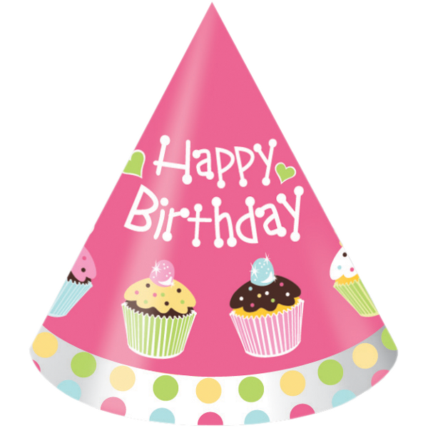 Birthday Party Hat Png image #20301