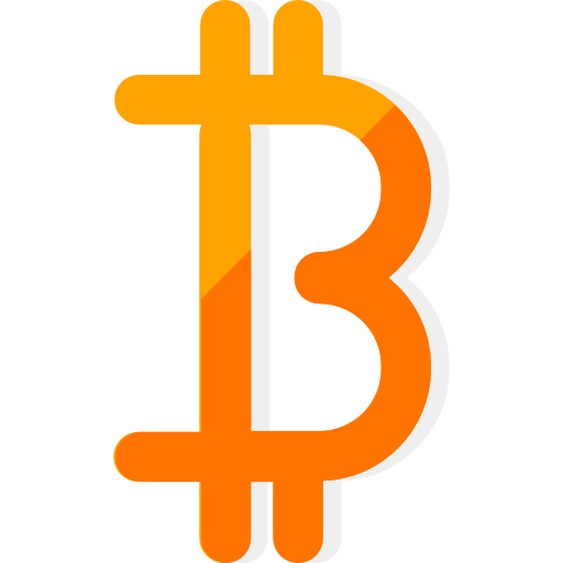 Bitcoin Currency Icon image #42931