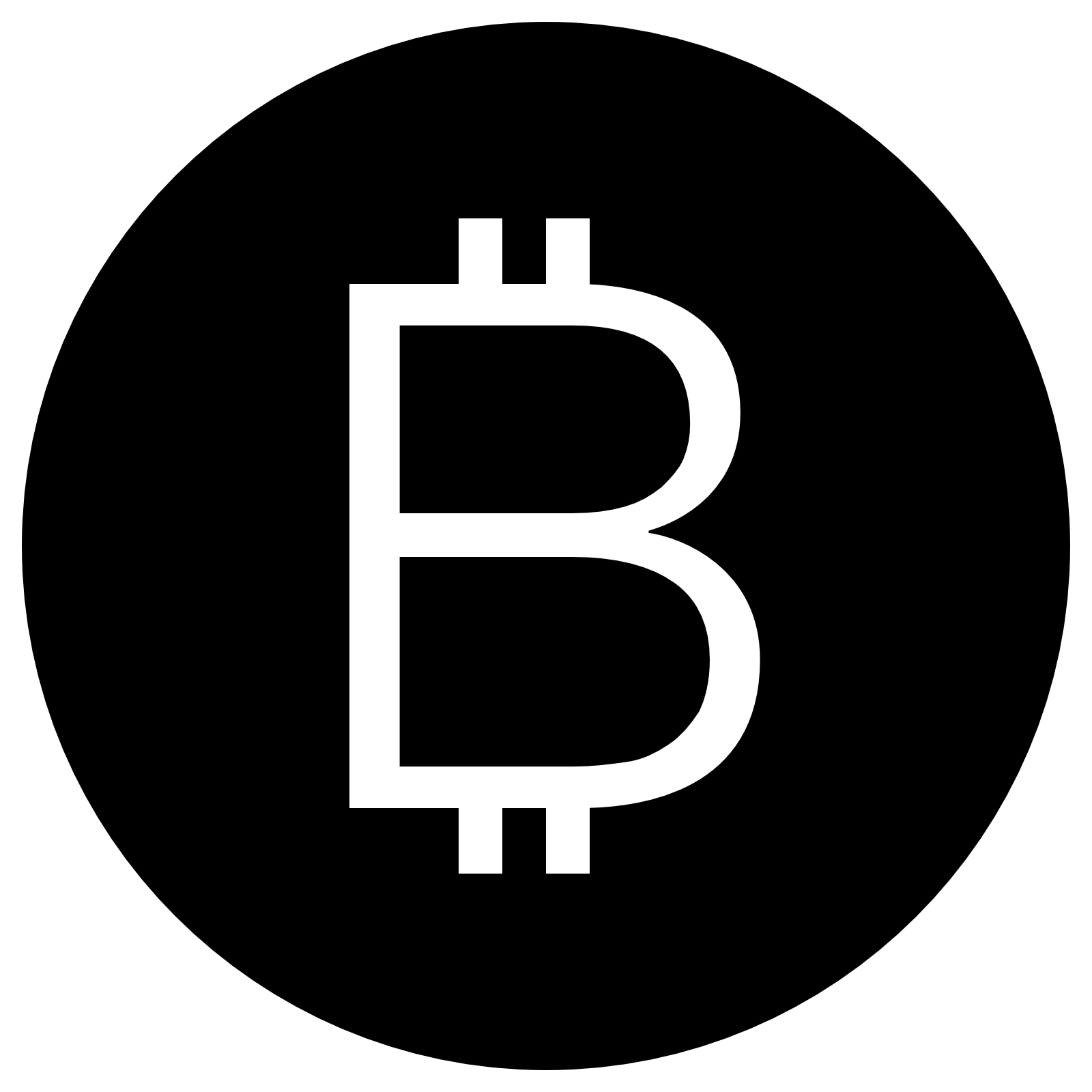 Bitcoin Shopping Icons image #42932