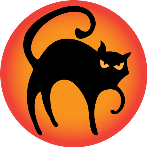 Black Cat Icons Png Vector Free Icons And Png Backgrounds