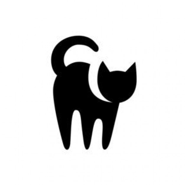 Black Cat Png Icons Download image #18802